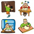 Stock Vector: Education