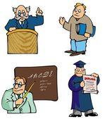 Onderwijs — Stockvector