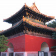 Chinese old pagoda — Stock Photo