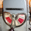 Old torpedo telegraph - Stock Photo