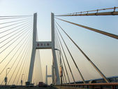 Bridge in Shanghai — Stock Photo