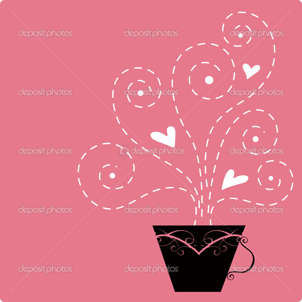Cup of coffee  Stock Vector #2149916