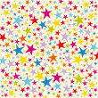 Vector star background design — Stock Vector