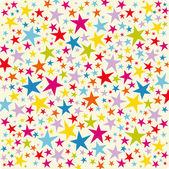 Vector star background design — Stock Vector
