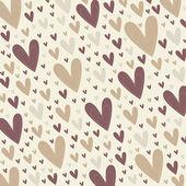векторный фон сердца — Стоковое фото