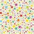 Vector star background card — Stock Photo #2427624