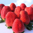 Fresh strawberry - Foto Stock