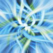 Blue tone abstract background - Stock Photo