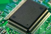Computer chip — Stock Photo