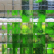 Glass texture — Stock Photo