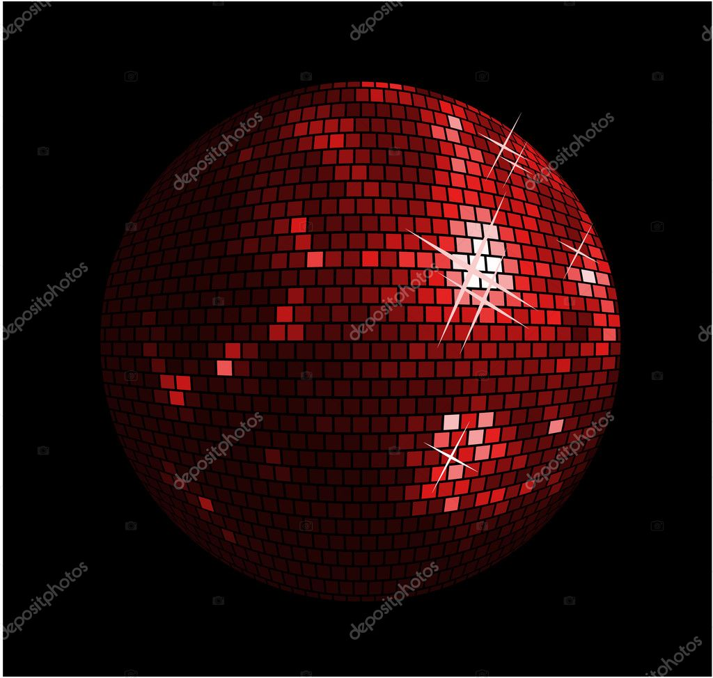 Shiny disco ball — Stock Vector #2163882