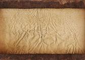 Vintage paper texture — Stock Photo