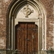 Historic doors — Stock Photo