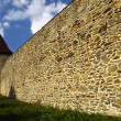 Policka town walls, Czech republic — Stock Photo