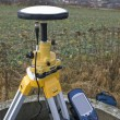 Geodetic GPS — Stock Photo