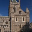 St. Christ church cathedral in Dublin — Stock Photo