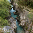 Soca river, Slovenia — Stock Photo #2322308