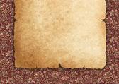 старинная бумага — Стоковое фото