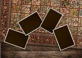 Molduras vintage — Fotografia Stock