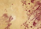 Krwawe papieru tekstury — Zdjęcie stockowe