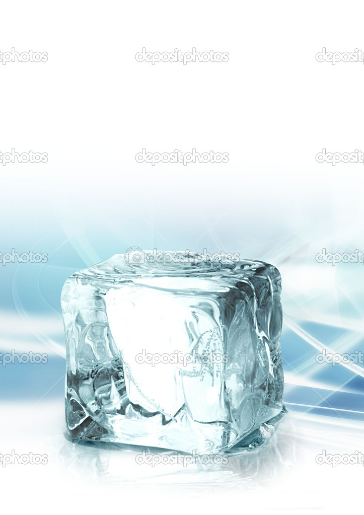 Ice cube — Stock Photo #2201170