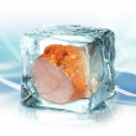 Ice cube — Stock Photo #2210387