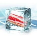 Ice cube — Stock Photo
