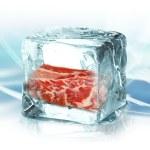 Ice cube — Stock Photo #2210432