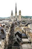City scape of Rouen — Stock Photo