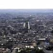 Stok fotoğraf: City scape of Paris