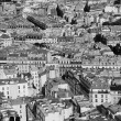 Stock Photo: Street scape of Paris city