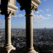City scape of Paris — Stock Photo