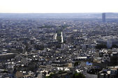 City scape of Paris — Stock Photo