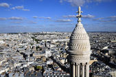 City scape of Paris city — Stock Photo