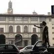 Stock Photo: Street scenery of Florence