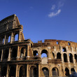 Colosseum of ancient Rome — Foto de Stock