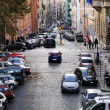 Stock Photo: Street scenery of Rome