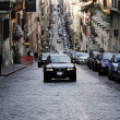 Old street of Rome city — Stock Photo