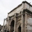 Ruin palace of Rome — Stock Photo #2242479