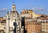 ローマ市の都市景観 — ストック写真