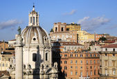 City scape of Rome city — Stock Photo