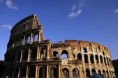 Colosseum of ancient Rome — Stock Photo