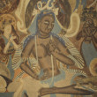 Buddhism painting of  Dunhuang Grottoes — Foto Stock
