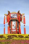 Lantaarn artwork van chinese stijl — Stockfoto