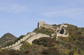 Great wall heritage of China — Stock Photo