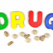 Drug — Stock Photo