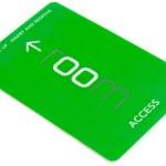 Access card — Stock Photo