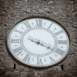 Stock Photo: Tower clock