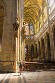 Prag cathedral — Stock Photo