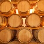 Wine barrels — Stock Photo #2281185